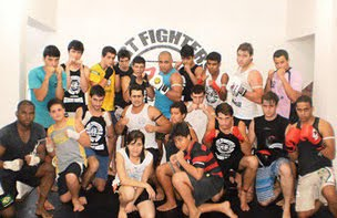 C.T.ARTFIGHTERS MINAS GERAIS