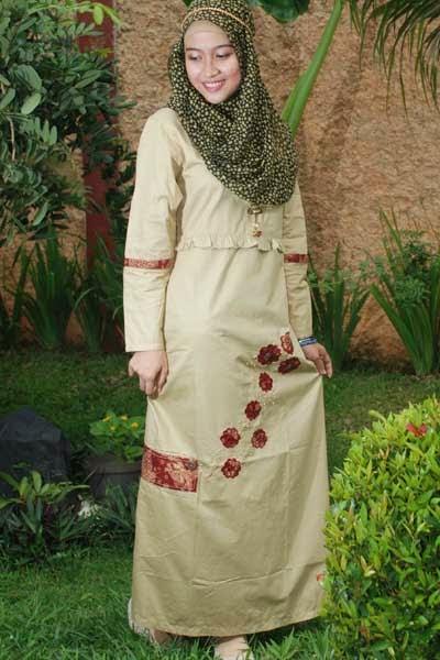 Model Baju Muslim Gemuk Masa Kini