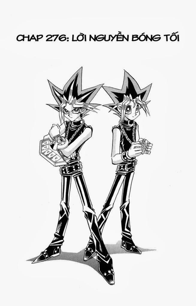 YuGi Oh – Vua Trò Chơi chap 276 Trang 2