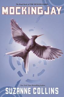 Mockingjay book cover
