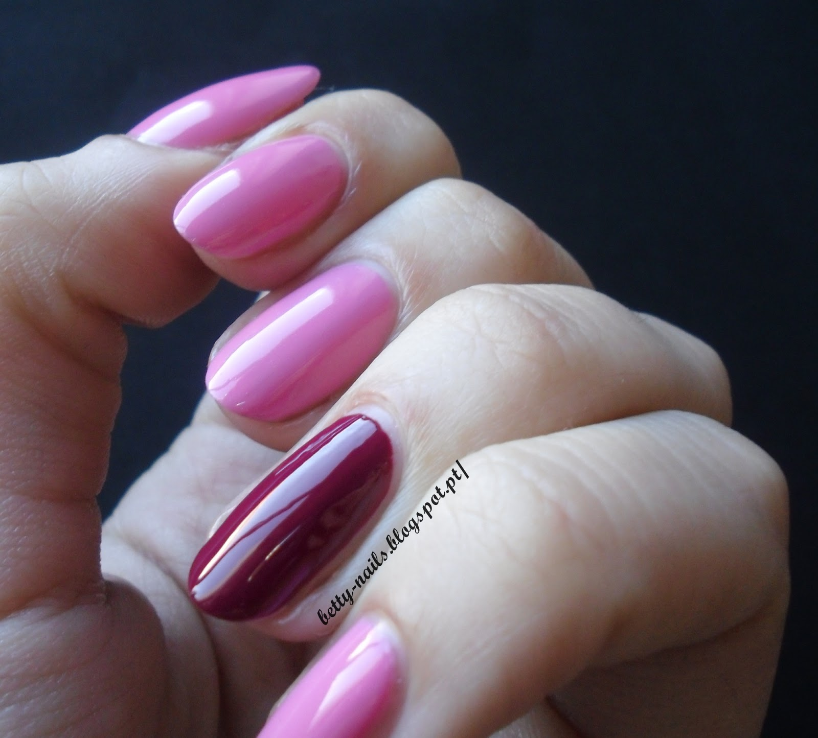 Kinetics Let's Pink FallWinter 2012-2013 Nail Polish Collection