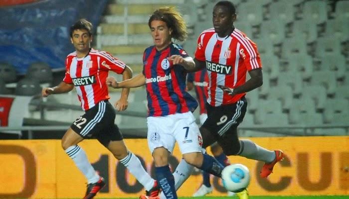 Estudiantes La Plata vs San Lorenzo en vivo