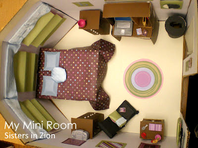 Sisters In Zion Freshaire Designs My Mini Room