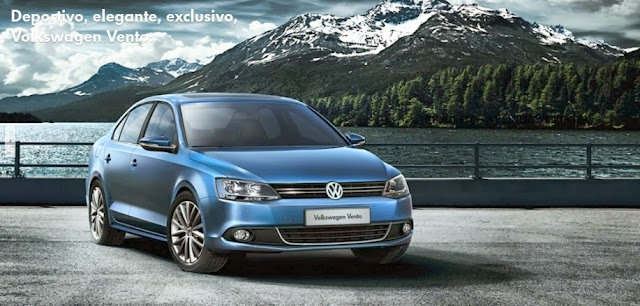 Nuevo Vento de Volkswagen, un moderno automóvil que llega para
