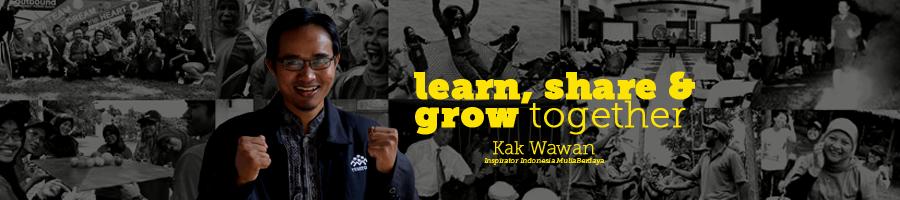 Wawan Herdianto   Motivator, Trainer Personal Development and Leadership