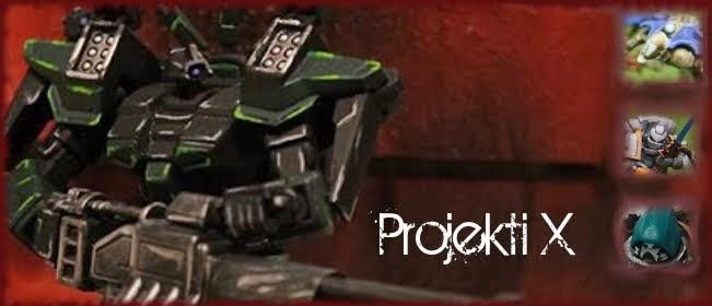 Projekti X