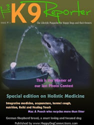 Read the latest issue of K-9 Reporter