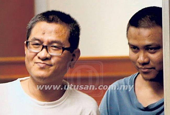 Yazid Hilmi Dipenjara 7 Tahun