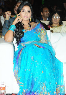 Anjali Pictures at svsc audio launch (11)