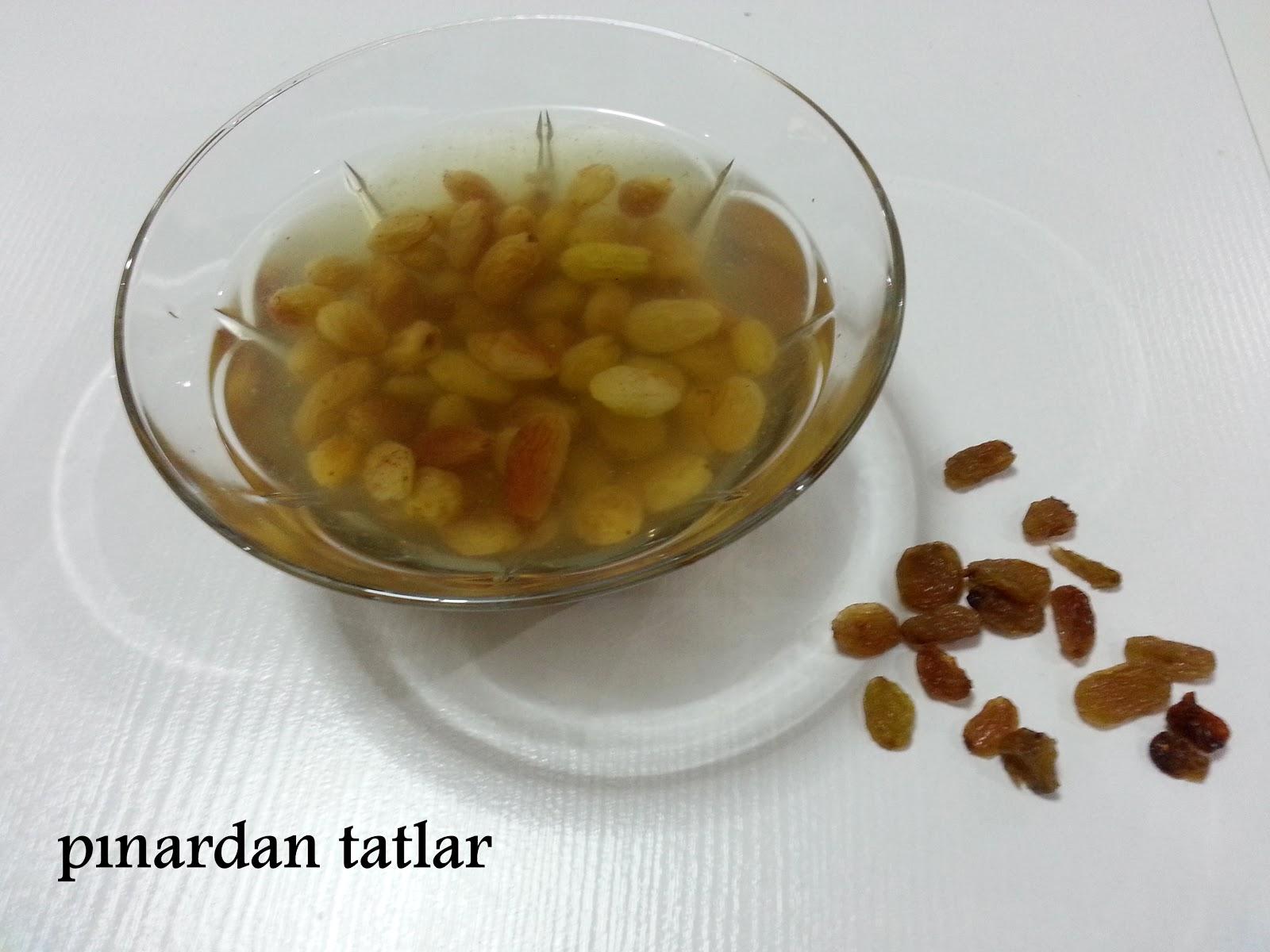 Üzüm Kompostosu Tarifi
