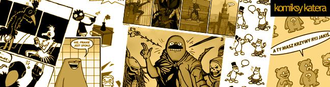 komiksy katera
