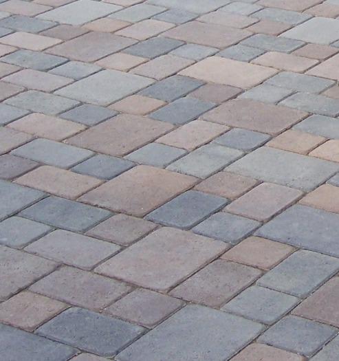 Photo   Paver Patio With Mulitple Colors