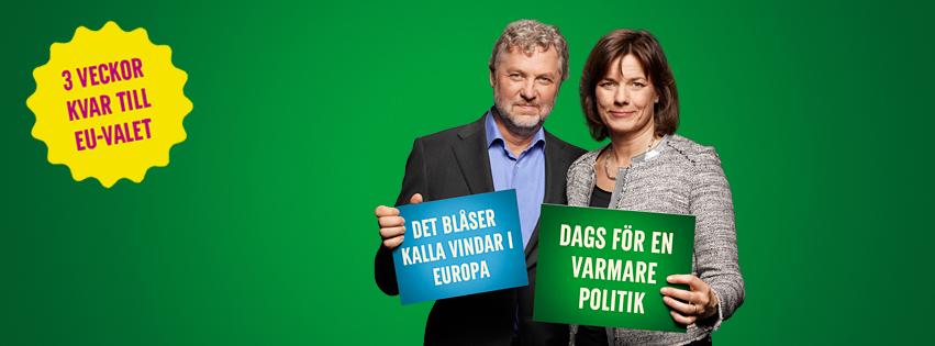 Rösta grönt i valet