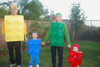 DIY Halloween Costume Ideas from VeegMama