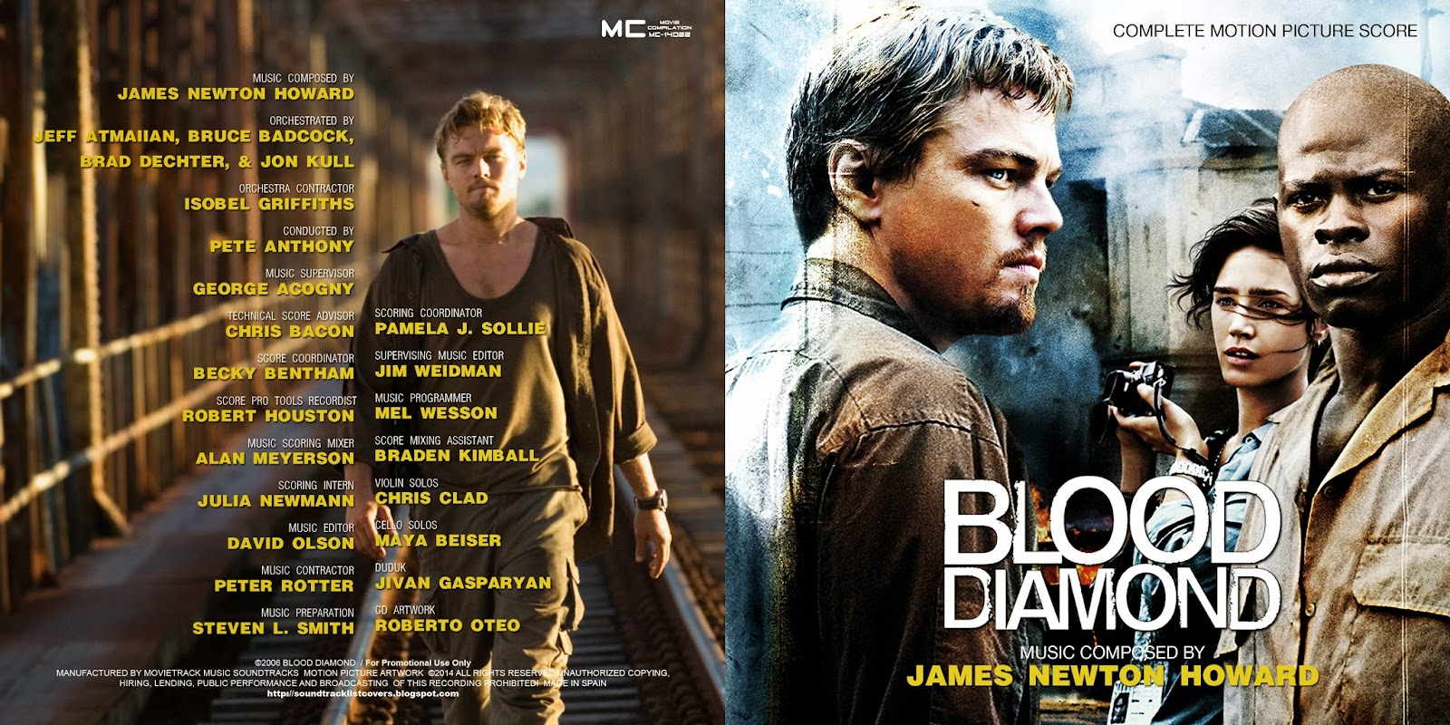 blood diamonds movie
