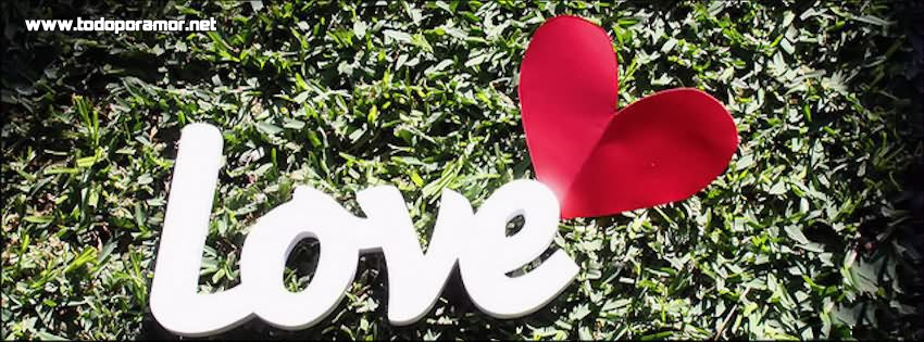 Elige y agrega nuevas portadas de amor en Facebook