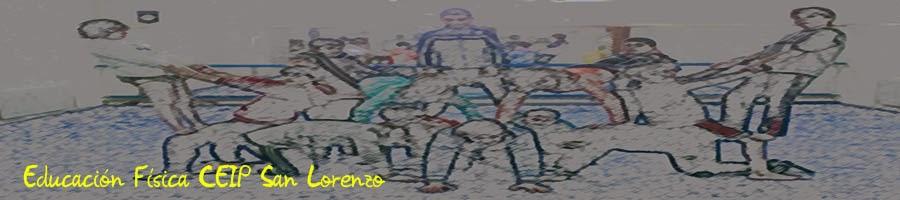 Educación Física CEIP San Lorenzo