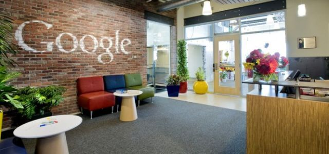 atmosphere ahead of the inauguration of google office in indonesia atmosphere google office