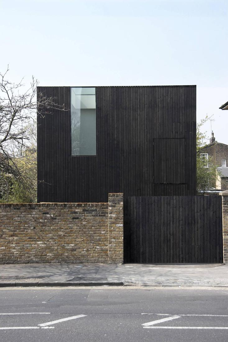 A f a s i a adjaye assocates for Minimalist house london