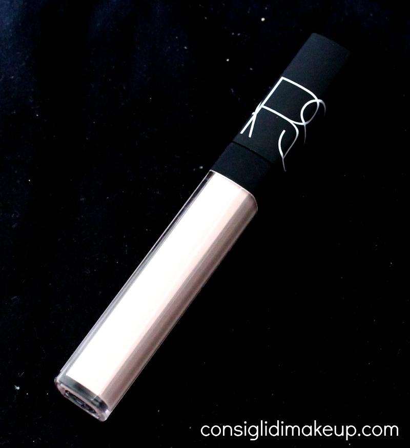 Review: Lip Gloss Guyane - NARS Cosmetics