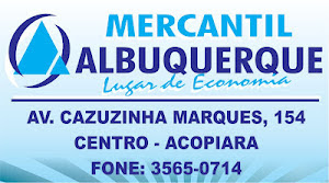 MERCANTIL ALBUQUERQUE-ACOPIARA/CE