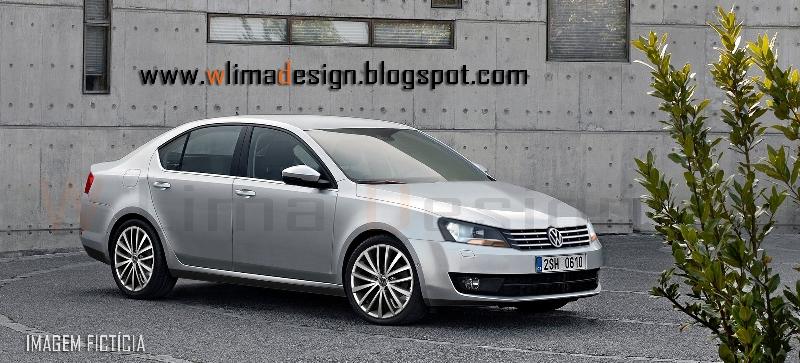 Projeção Volkswagen Jetta 2014