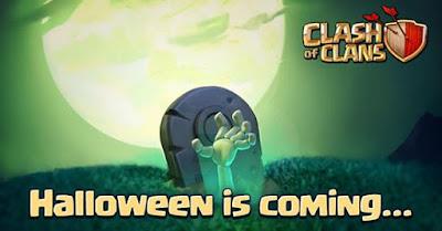 Clash of Clans Update! Halloween