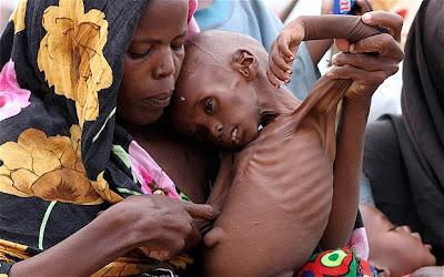 260,000 Rakyat Somalia Mati Kebuluran Tahun 2010 hingga 2012