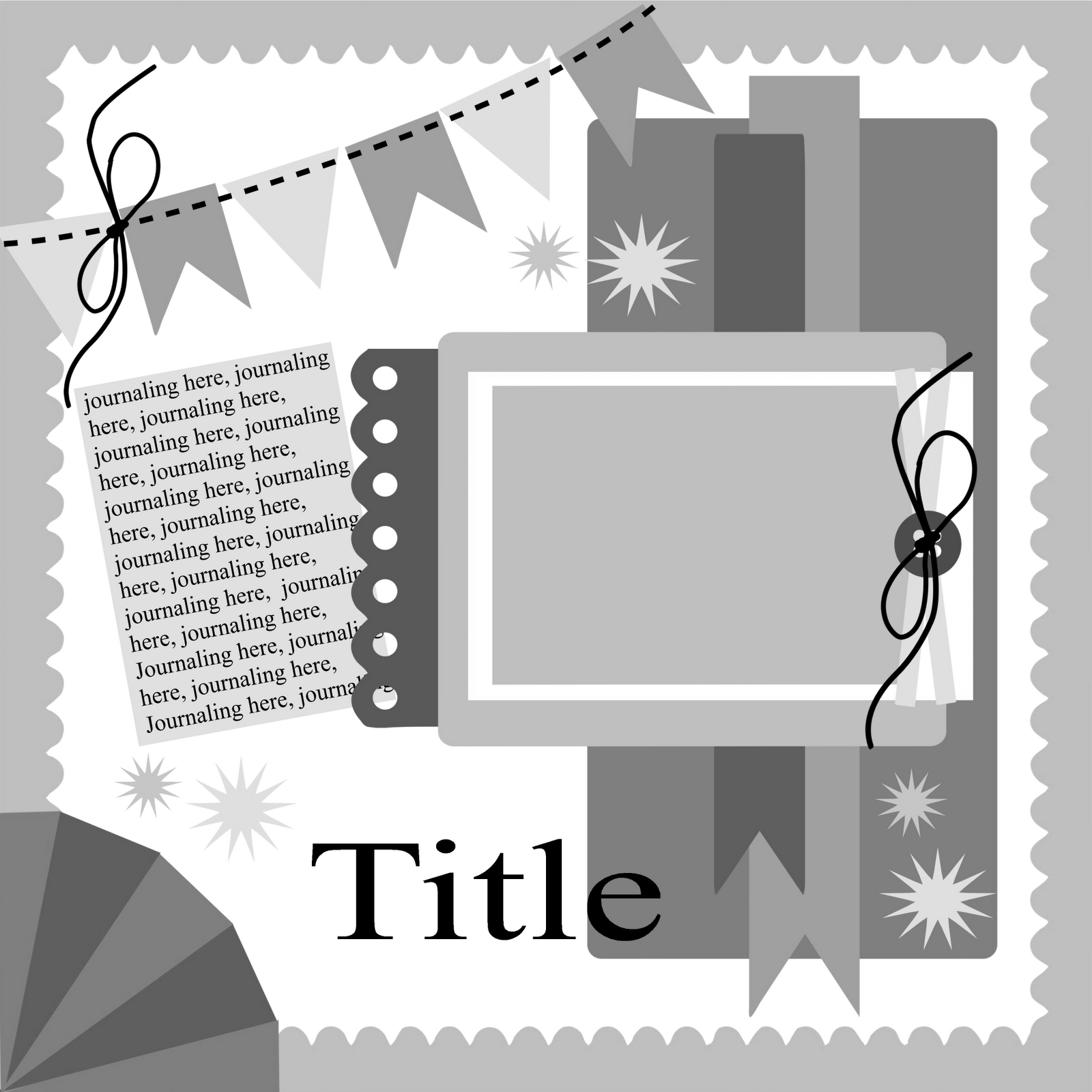 1000  images about my scrapbook layouts on pinterest