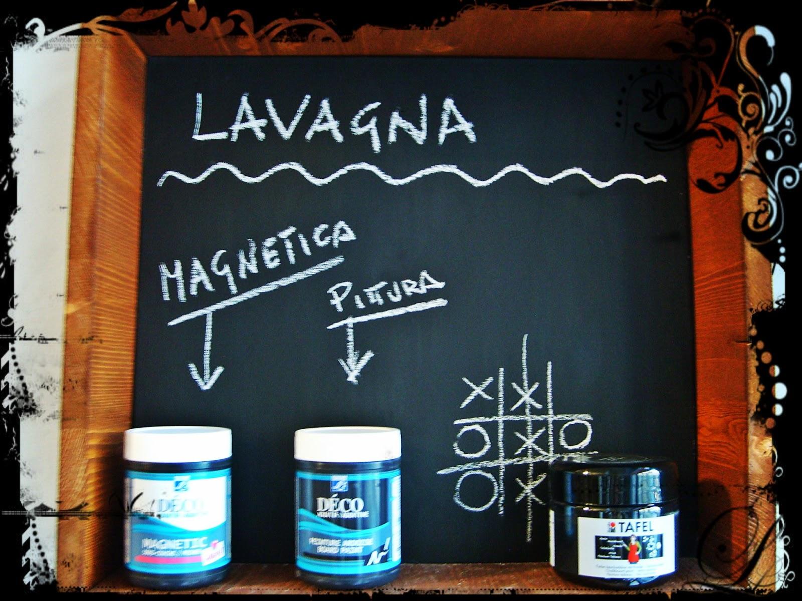 Art store d 39 ambrosio belle arti trani vernice effetto lavagna lefranc b - Lavagna magnetica per cucina ...