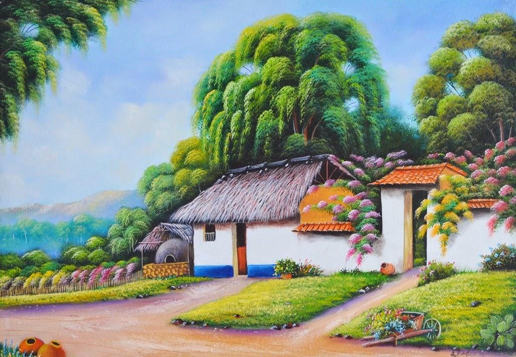paisajes-rusticos-pintados-al-oleo
