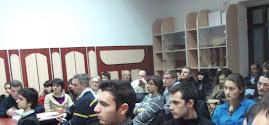 Aspect din timpul şedinţei CNHGS-I, 15.01.2013...