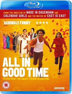 Ver Película All in Good Time Online Gratis (2012)