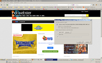 Cara Download Film di Indowebster