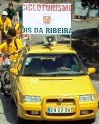 PASSEIO DE CICLOTURISMO DE ÓIS DA RIBEIRA