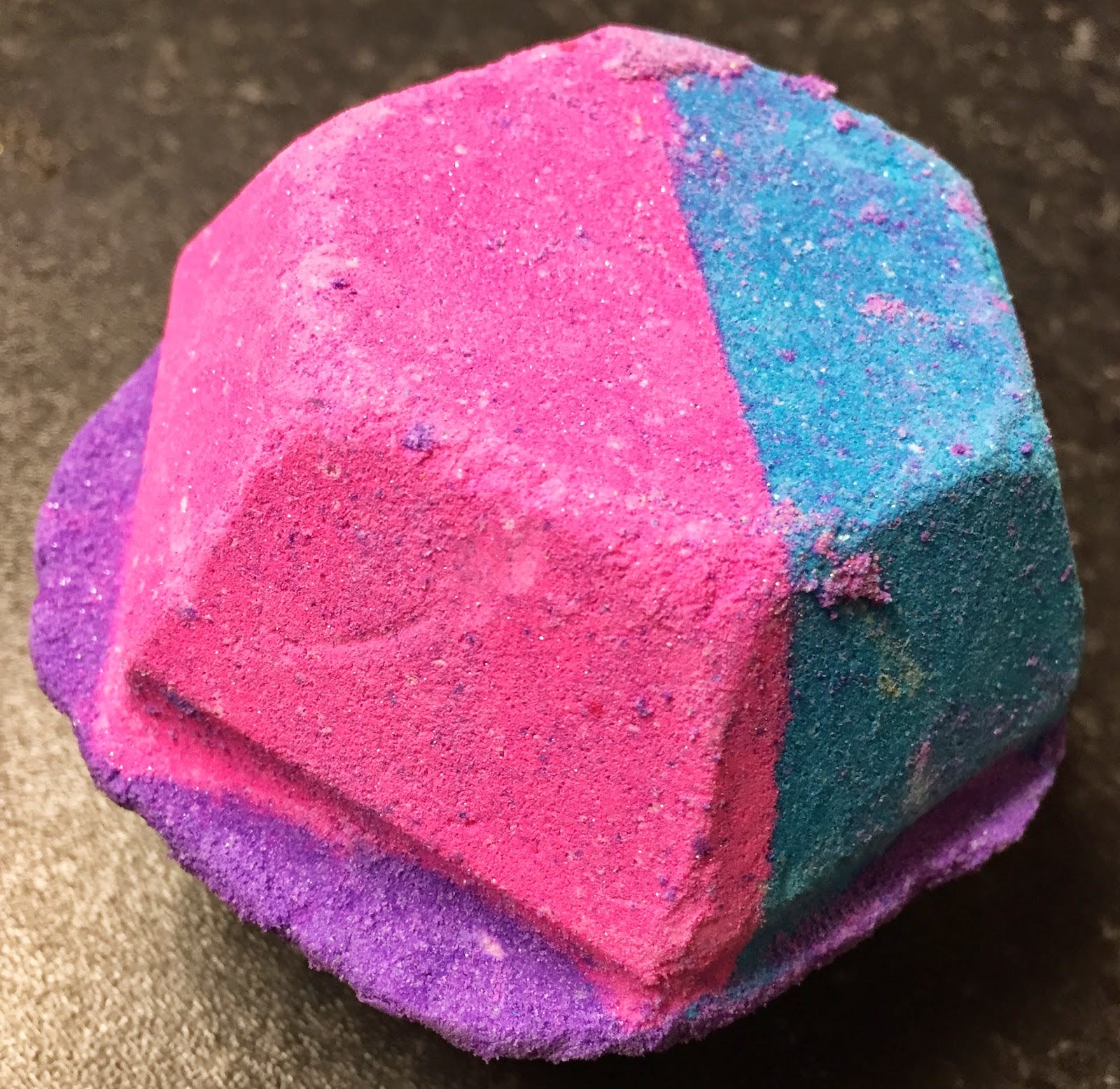 All Things Lush UK The Experimenter Bath Bomb