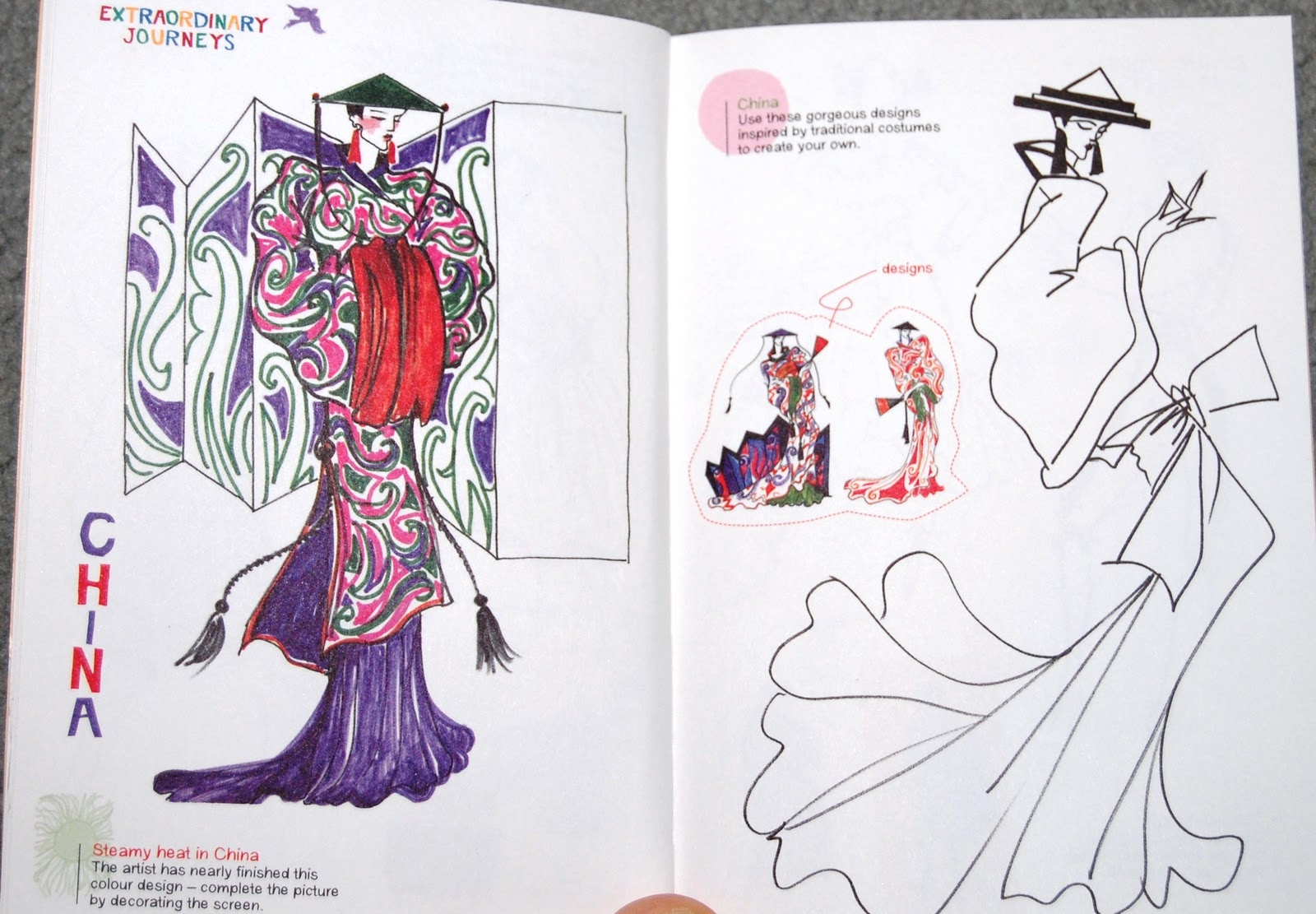 Coloring book yves saint laurent - Have A Look At This Cute Little Book Of Previously Unpublished Sketches By Yves Saint Laurent Those Textiles Fashion Teachers Out There Might Also Like
