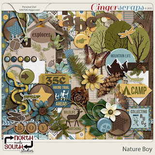Nature Boy by North Meets South Studios