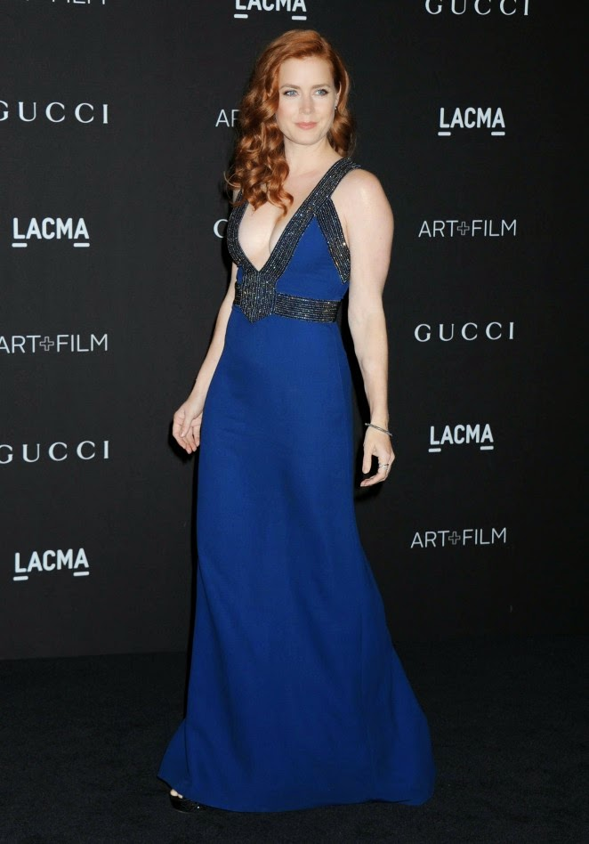 Amy Adams: LACMA Art and Film Gala 2014