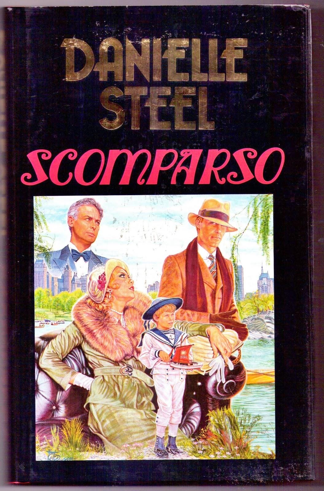 Libri usati in vendita scomparso di danielle steel for Libri usati vendita