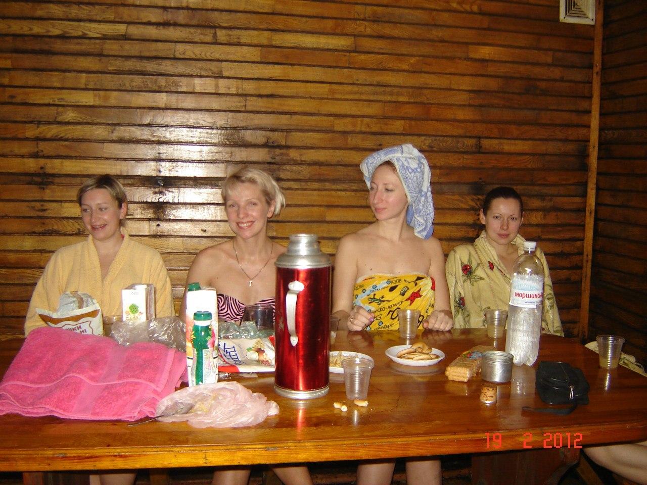 Фото голых баб за 50 в бане, Голые девушки в бане - красивые русские бабы 2 фотография