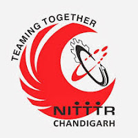 National Institute of Technical Teachers Training & Research, NITTTR, Chandigarh, 12th,  NITTTR Logo