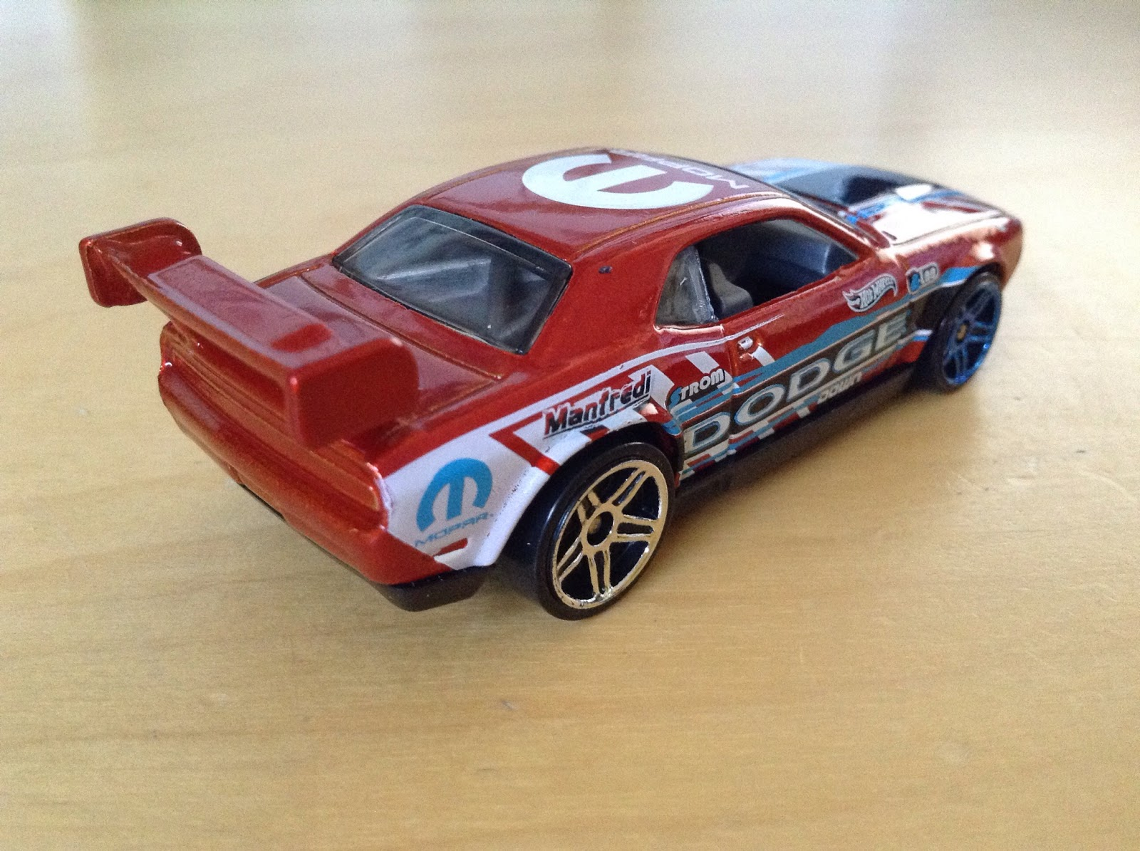 Julian S Hot Wheels Blog Dodge Challenger Drift Car Hw
