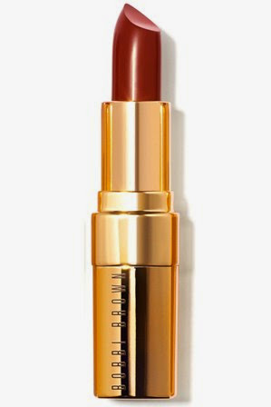 Warna lipstik Earthy Brick