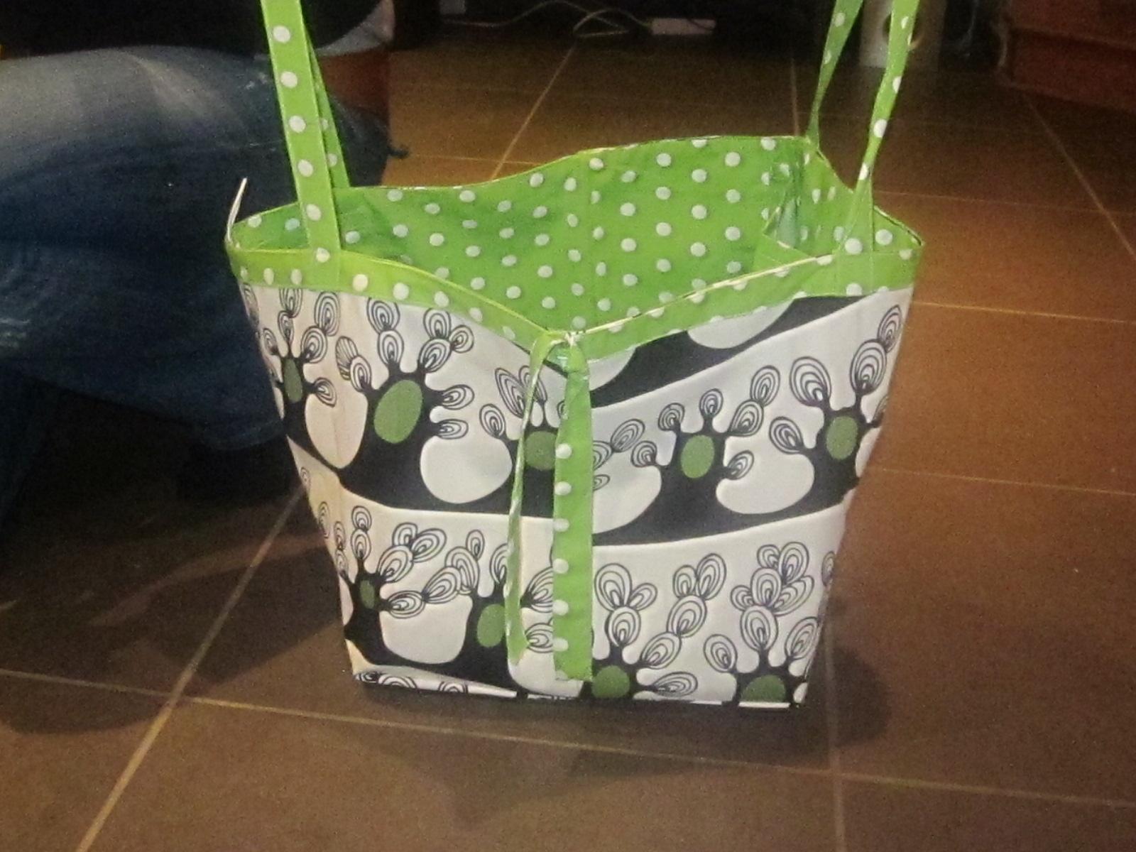 Grote Tas Maken : Biefrul grote tas