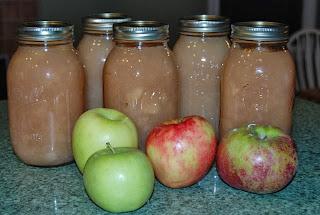 how to make fresh applesauce