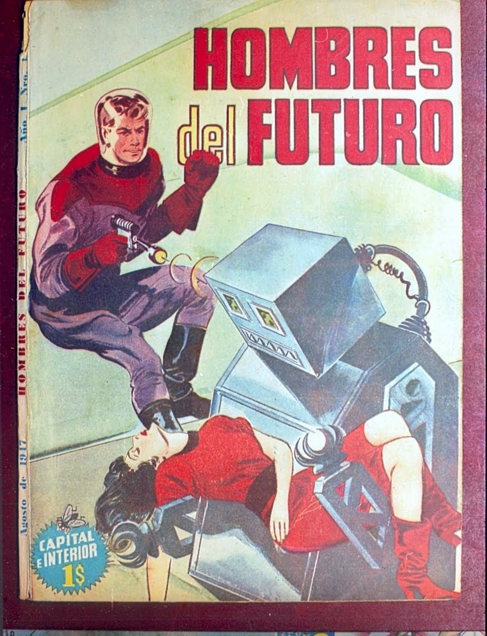 Hombres del Futuro