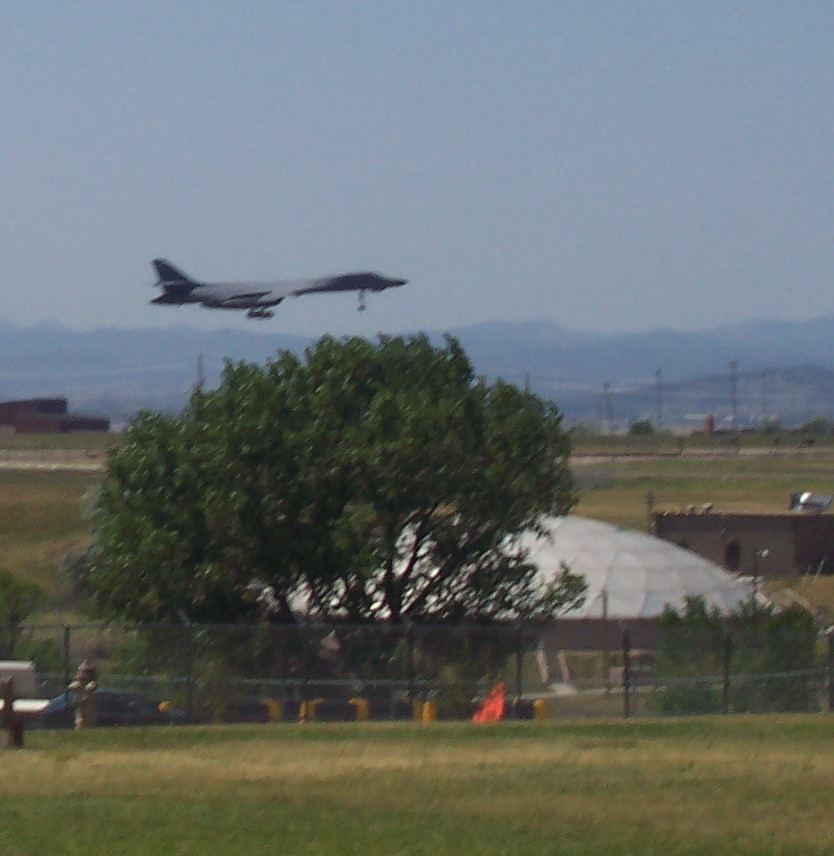 ellsworth afb Ellsworth afb is located in box elder, south dakota, approximately 10 miles from rapid city, south dakota the 28th bomb wing assigned to the air combat command's twelfth air force serves as the base's host unit.