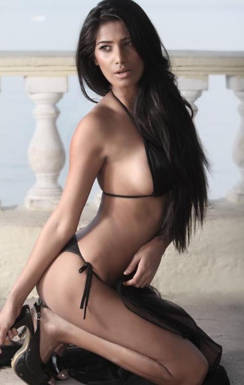 Poonam Pandey Hot Pics In Bikini