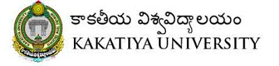 kakatiya university Faculty posts